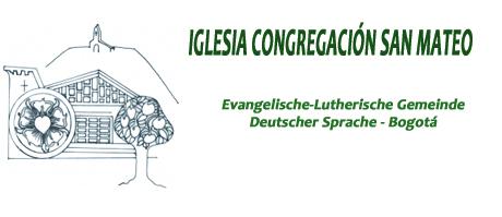 Logo Evangelisch-lutherische Gemeinde deutscher Sprache in Bogotá